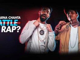 Pepsi Black rap battle