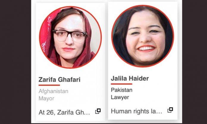 bbc 100 women list
