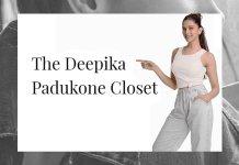 deepika padukone closet