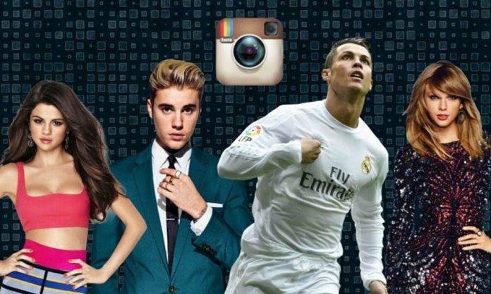 famous personalities teens follow