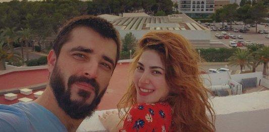 hamza honeymoon
