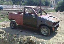mehran pickup concept