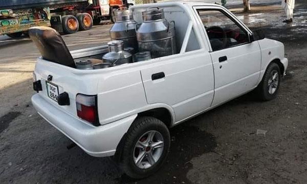 mehran pickup