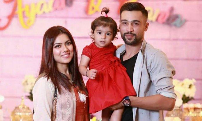 muhammad amir daughter