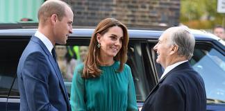 royal visit pakistan 2019