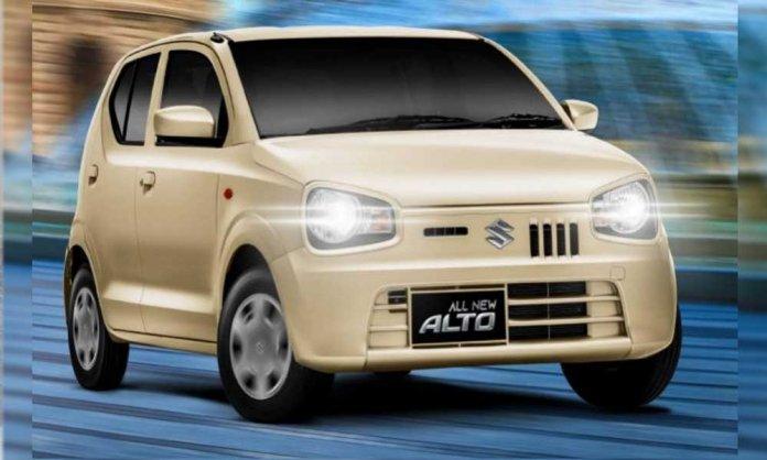 suzuki alto 660cc
