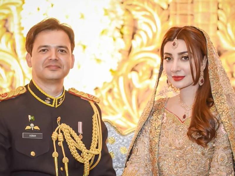 Aisha Khan walima