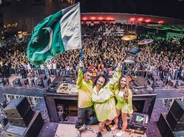 Clean Bandit in Pakistan