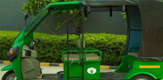Electric Rickshaw Pakistan