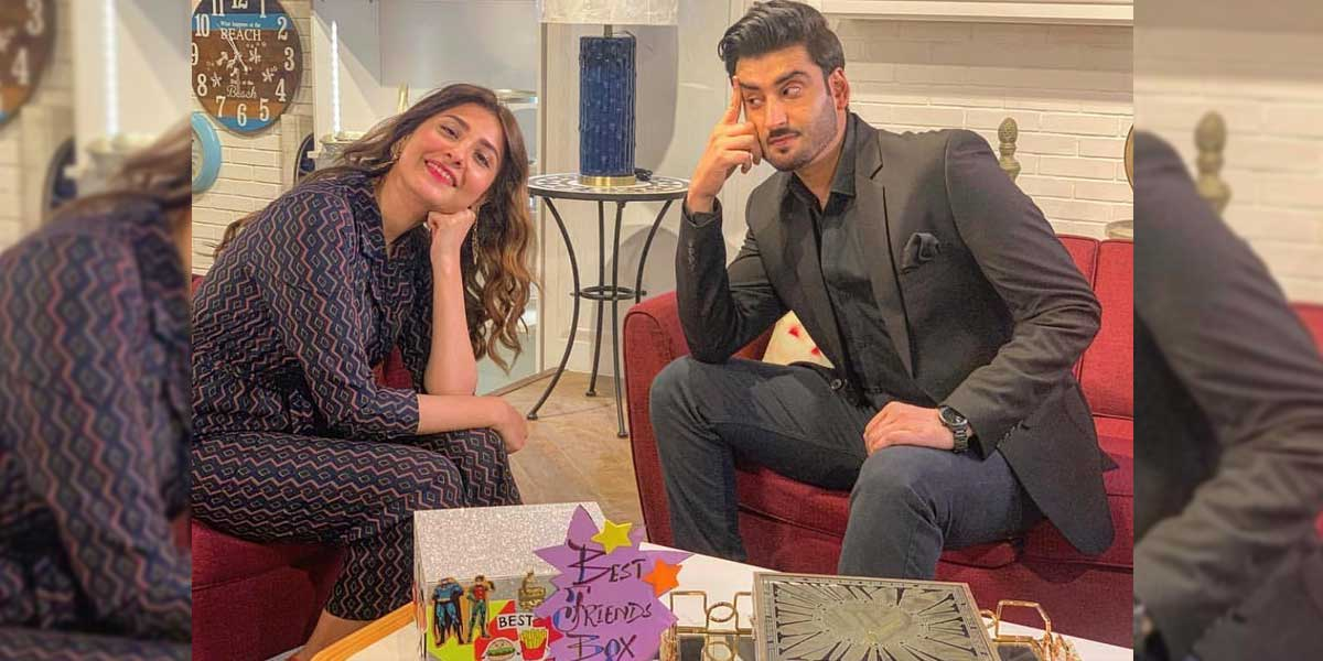 Image result for hina altaf and agha ali