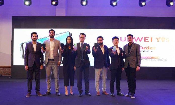 Huawei Y9 Launch