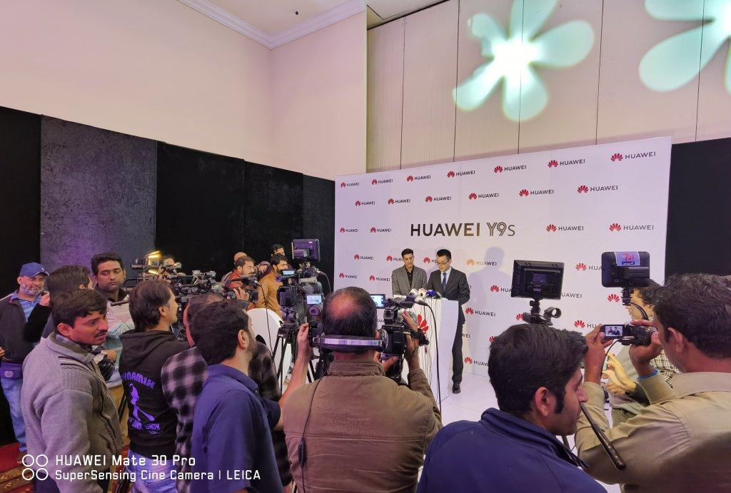 HUAWEI Y9s Launch
