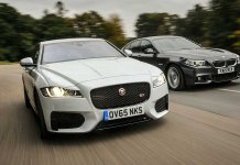 Jaguar-and-BMW