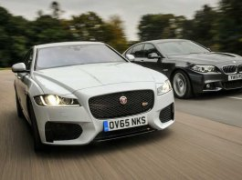 Jaguar-and-BMW