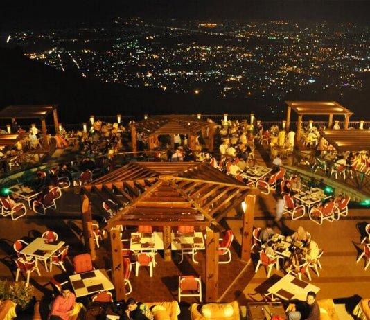Monal Restaurant Islamabad