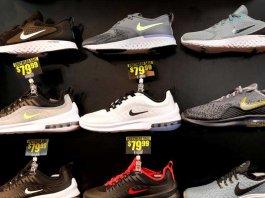 Nike and Amazon