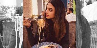 Sonya Hussyn at Dinner