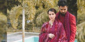 Iqra and Yasir Photoshoot