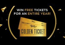 Yayvo Golden Ticket