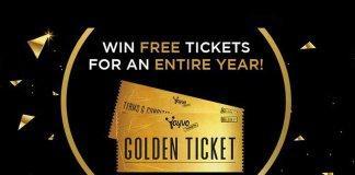 Yayvo Golden Ticket