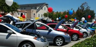 car sales in october