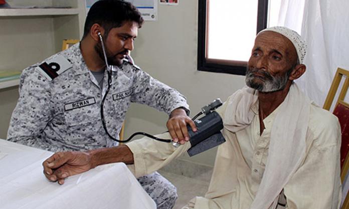 Pak Navy Doctor