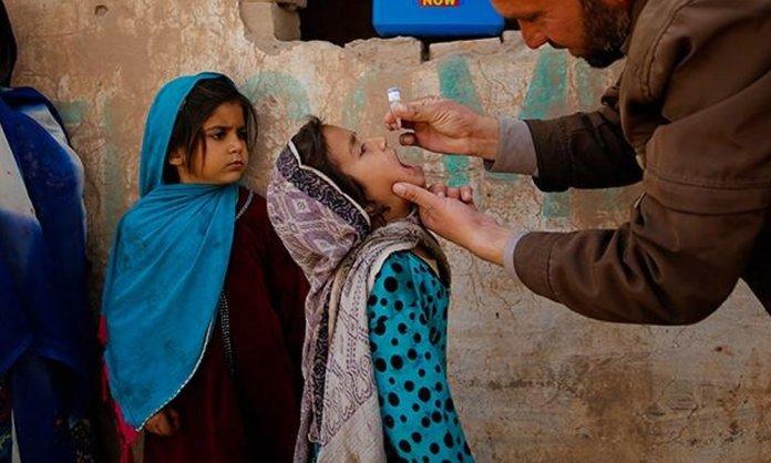 polio outbreak