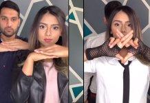 zaid ali t and yumna pubgm finger dance challenge