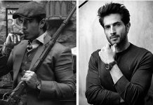 Ali Zafar and Bilal Ashraf Asian Sexiest Men