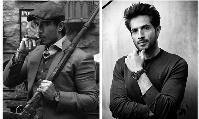 Ali Zafar and Bilal Ashraf Asian Sexiest Men