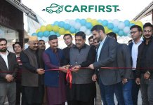 CarFirst in Faisalabad