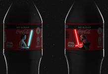 Coca-Cola Lightsaber