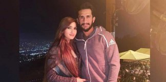 Hassan Ali and Samiya Arzoo
