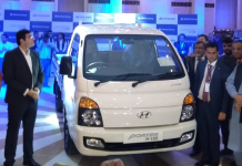 Hyundai H100