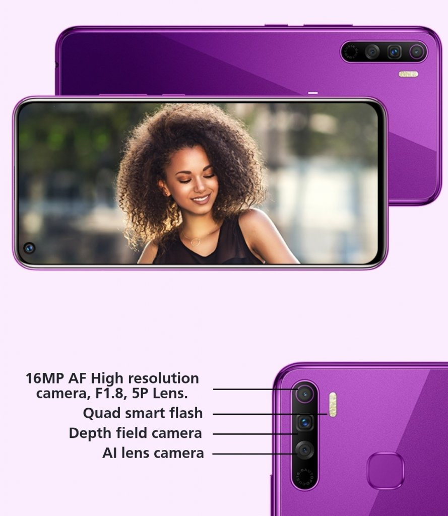 Infinix S5 Facts
