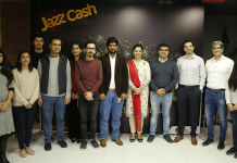 JazzCash Million Subscribers