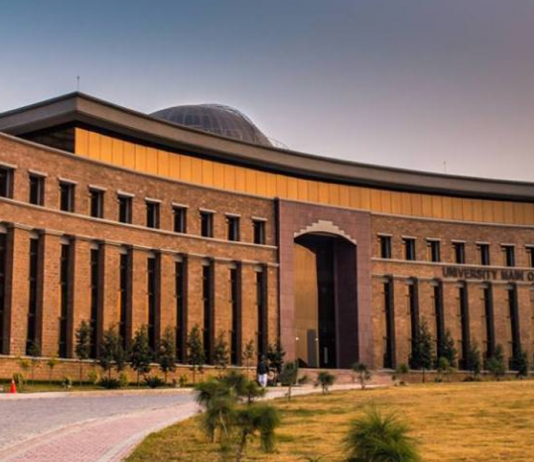 NUST in top 100 Asian University