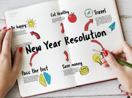 New Year 2020 Resolution