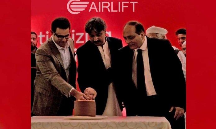 Pakistan Ka AirLift