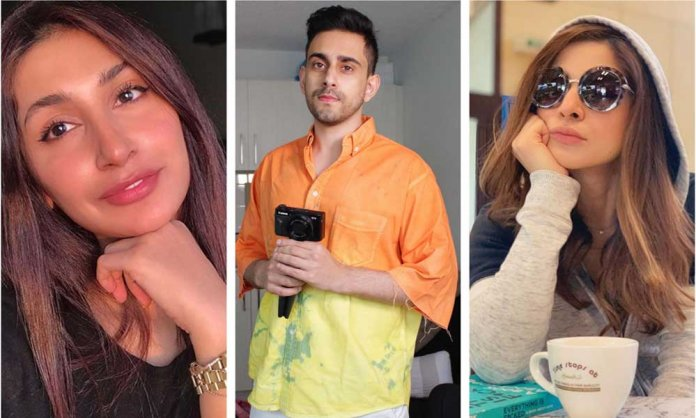 Pakistani Celebrity YouTubers