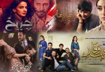 Top Ten Pakistani Dramas of 2019
