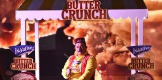 innovative butter crunch