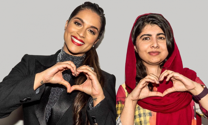 lily singh and malala