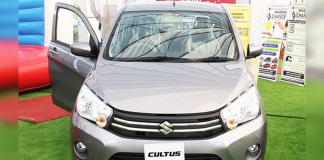 Suzuki cultus price in pakistan