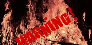 TikTok Challenge warning