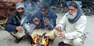 Weather in Karachi