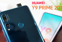 huawei y9 prime 2019