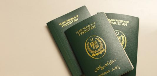 pakistan passport ranking
