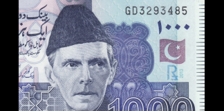 pakistani rupee symbol