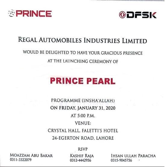 prince pearl